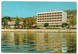 TURKEY/TURQUIE - HOTEL ASIA - GENERAL VIEW OF IZMIT FROM THE SEA / ADV.PEPSI COLA - Turchia