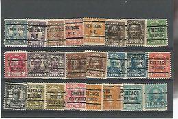 50304 ) Collection Precancel - United States