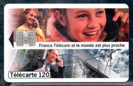 C486 / France F618 France Telecom Plus Proche 120U-SC7 Édition 01/1996 - France