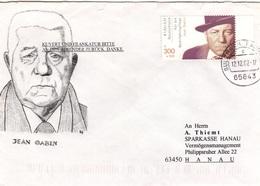 D+ Deutschland 2001 Mi 2222 Jean Gabin (UNIKAT / ÙNICO / PIÉCE UNIQUE) - [7] République Fédérale