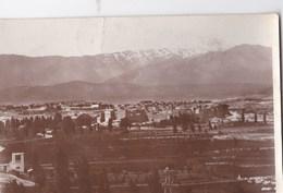 CPA : Midelt (Maroc)  Kasbah  Tamoussa Oualif   ,  Ed Losilla   5917    Voy 1943 - Marruecos