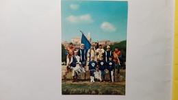 Montalcino (Siena) - Sagra Del Tordo - I Figuranti Del Quartiere Pianello - Costumi