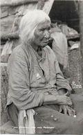 CPA Indiens Amérique Carte Photo Type Non Circulé - Native Americans