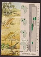 "Angola 1994- International Stamp Exhibition ""Philakorea 1994"" South Korea And International Stamp Exhibition ""Singpex ' - Angola"