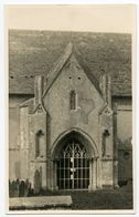 UFFINGTON CHURCH, SOUTH PORCH - England