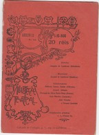 PORTUGAL MAGAZINE - TEATRO - THEATRE - ILUSTRAÇÃO TEATRAL - SERIE II Nº 13 - 1906 - Libri, Riviste, Fumetti