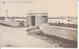 Boesinghe - Artillery Wood Cemetery - Ieper