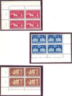 Luxembourg: Yvert N° 446/448**; MNH - Luxembourg