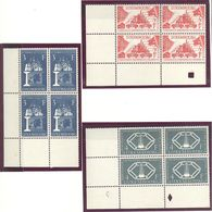 Luxembourg: Yvert N° 511/513**; MNH; - Luxembourg