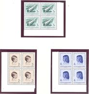 Luxembourg: Yvert N° 528/530**; MNH - Luxembourg
