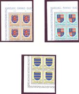 Luxembourg: Yvert N° 534/539**; MNH; Armoiries; Voir Les 2 Scans - Luxembourg