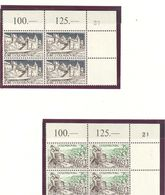 Luxembourg: Yvert N° 551/552**; MNH; - Luxembourg