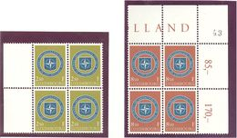 Luxembourg: Yvert N° 562/563**; MNH; - Luxembourg