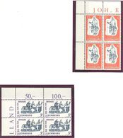 Luxembourg: Yvert N° 576/577**; MNH; Réfugies - Luxembourg