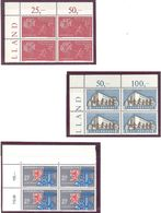 Luxembourg: Yvert N° 578/580**; MNH; - Luxembourg