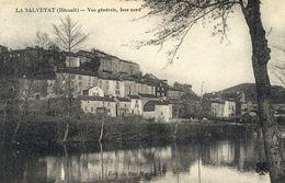 34)   LA    SALVETAT    -     Vué Générale   Face Nord - La Salvetat