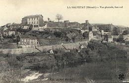 34)   LA    SALVETAT    -     Vué Générale   Face Sud - La Salvetat