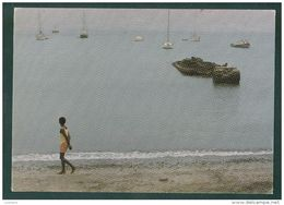 ISLAND S. VICENTE - CABO VERDE CAPE CAP VERT ( 2 SCANS ) - Cape Verde