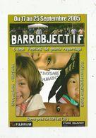 Cp, 16 , BARRO , Près De Ruffec , 6 E Festival De Photo Reportage ,2005 , Vierge - Bourses & Salons De Collections