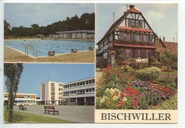 Bischwiller Multivues : La Piscine Le Collège Technique La Maison Fleurie Hanhoffen - Bischwiller