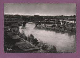 64 - NAVARRENX - Vue Sur Le Gave Et La Chaîne Des Pyrénées - Autres Communes