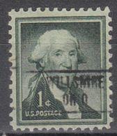 USA Precancel Vorausentwertung Preo, Locals Ohio, Willshire 748 - Vereinigte Staaten