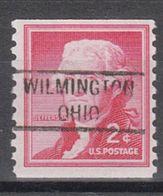 USA Precancel Vorausentwertung Preo, Locals Ohio, Wilmington 821 - Vereinigte Staaten