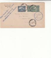 Haiti / Airmail / U.S. - Haïti