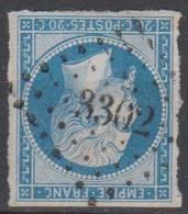 PC   3302   SAINT  VALLIER  SUR  RHONE   (  25  -  DROME  ) - Storia Postale (Francobolli Sciolti)