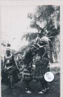 CPM- 18350-Congo - Danseurs Bakuba De Mweka - Congo - Brazzaville
