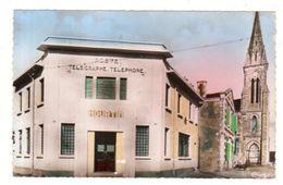 Dept 33,Gironde,Cpsm Hourtin,La Poste - Other Municipalities