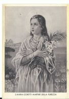 S. Maria Goretti Martire Della Purezza - Perfetta NV - Santos