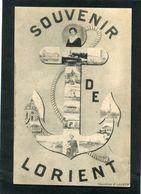 CPA - Souvenir De LORIENT - Lorient