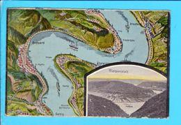 Cpa  Carte Postale Ancienne - Vierseenplatz - Viersen