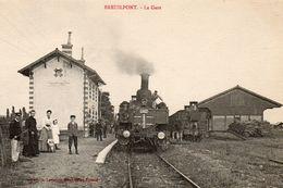 BREUILPONT La Gare - France