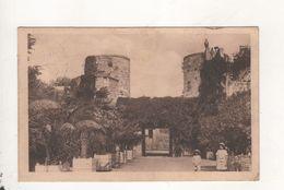 Cachet Depot 82 21e Cie De Passage Germolles Entree Du Chateau - Militaria