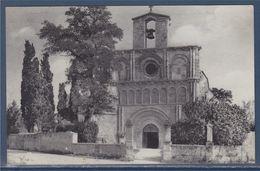 = Breuillet Eglise Romane Architecture Religieuse En Aunis Et Saintonge Breuillet Daté 5.5.51 Timbre 812 Marianne Gandon - Autres Communes