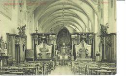 Braine-l'alleud - CPA - Bois Seigneur Isaac - Intérieur De L'Eglise - Braine-l'Alleud