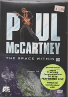 DVD Paul McCartney : The Space Within Us 2006 : 21 Chansons + - Musik-DVD's