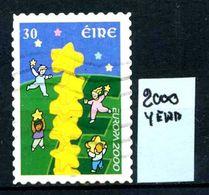 EIRE - IRLANDA - Year 2000 - Usato - Used - Utilisè - Gebraucht. - Usati