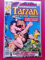 Tarzan No 1 - Marvel
