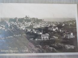 Lipari / Panorama E Castello / Anni 40 - Altre Città