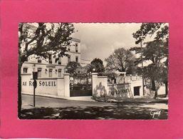 78 Yvelines, Marly-le-Roi, L'Hôtel Du Roi Soleil, 1955, (Guy) - Marly Le Roi