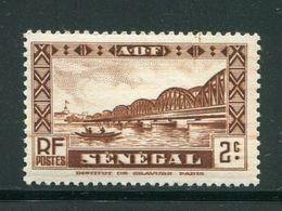SENEGAL- Y&T N°115- Neuf Sans Charnière ** - Sénégal (1887-1944)