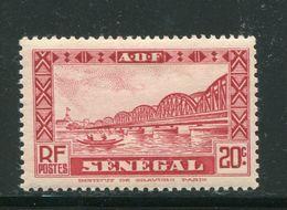 SENEGAL- Y&T N°120- Neuf Sans Charnière ** - Sénégal (1887-1944)