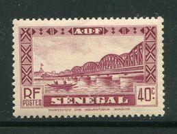 SENEGAL- Y&T N°123- Neuf Sans Charnière ** - Sénégal (1887-1944)