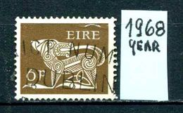 EIRE - IRLANDA - Year 1968 - Usato - Used - Utilisè - Gebraucht. - Usati
