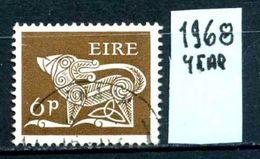 EIRE - IRLANDA - Year 1968 - Usato - Used - Utilisè - Gebraucht. - 1949-... Repubblica D'Irlanda