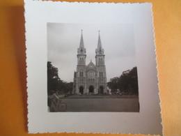 Photographie/Monument/ La Cathédrale De Saïgon/ Viet-Nam  / /Vers 1940-1950   PHOTN301 - Orte