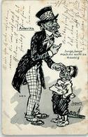 51895563 - Amerika Japan - Weltkrieg 1914-18